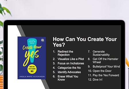 Create Your Yes! Training Preview