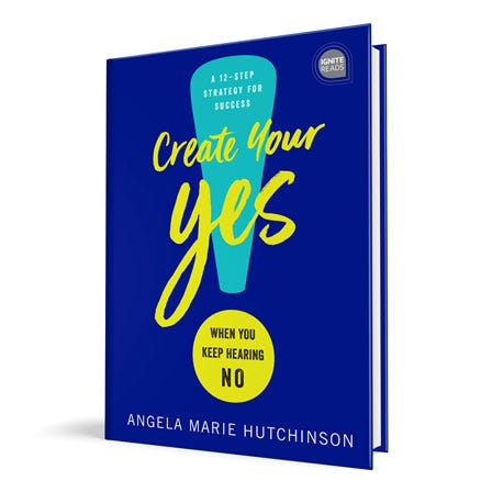 Create Your Yes book