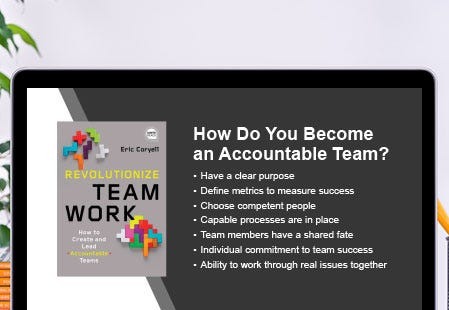 Revolutionize Teamwork Training Preview