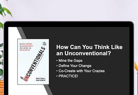 The Unconventionals Training Preview