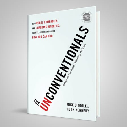 The Unconventionals Book