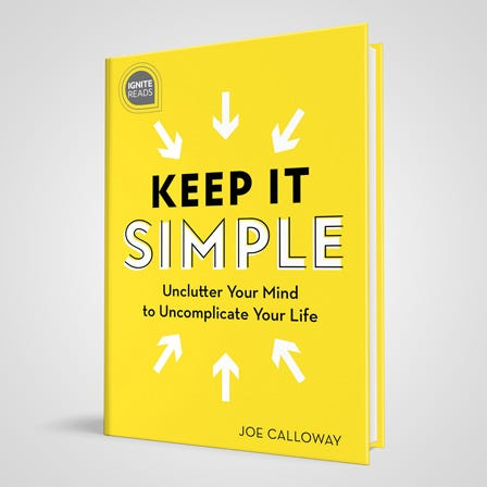 Keep It Simple book