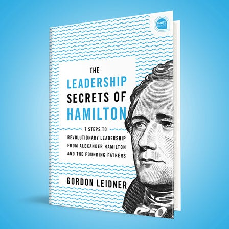 The Leadership Secrets of Hamilton book