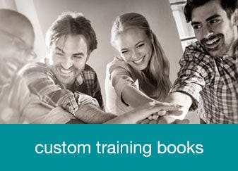 Custom Training Books